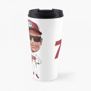 2019 Kimi Raikkonen travel mug