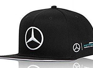 Lewis Hamilton Cap black & white