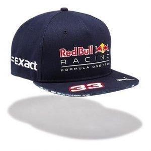 Official Red Bull F1 2017 Verstappen Flat Cap