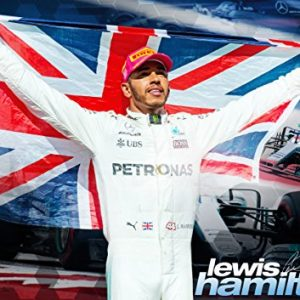 Lewis Hamilton Calendar 2018