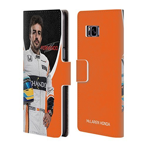 Official McLaren Fernando Alonso Cover