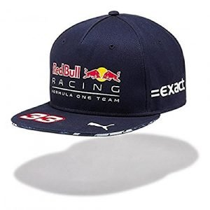 Red Bull Racing F1 Max Verstappen Kids Cap 2017