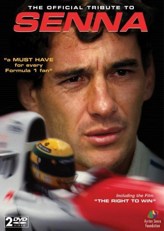 Ayrton Senna: The Official Tribute, 1960-1994 [DVD]