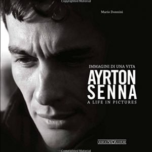 Ayrton Senna - A life in pictures - hardcover