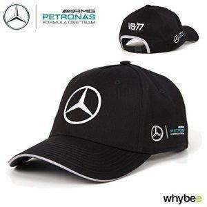 2017 Valtteri Bottas 77 F1 Driver Cap Mercedes-AMG F1 Formula 1 Team Grand Prix