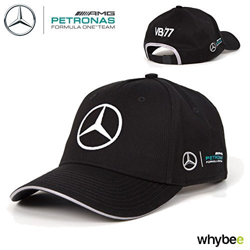 2017 valtteri bottas 77 f1 driver cap mercedes amg f1. Black Bedroom Furniture Sets. Home Design Ideas