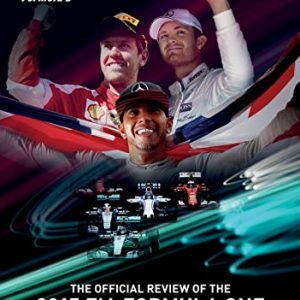2015 F1 review DVD