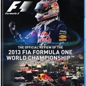 F1 2013 Official Review [Blu-ray]