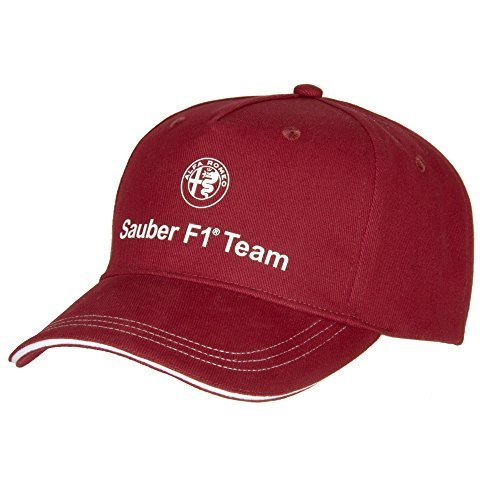 alfa romeo sauber f1 team cap 2018 formula 1 merchandise store f1. Black Bedroom Furniture Sets. Home Design Ideas