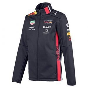 87896586584 Aston Martin Red Bull Racing Kid s 2019 F1™ Team Softshell Jacket
