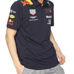 Aston Martin Red Bull Racing Men's 2019 F1™ Team Polo Shirt