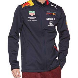 8f7cc0194 Aston Martin Red Bull Racing Men's 2019 F1™ Team Softshell Jacket