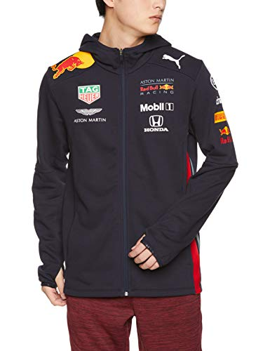 Aston Martin Red Bull Racing Men's 2019 F1™ Team Zip Hoodie