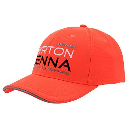 44895e7b5a2 Ayrton Senna Collection McLaren F1 World Champion Cap ADULT ...
