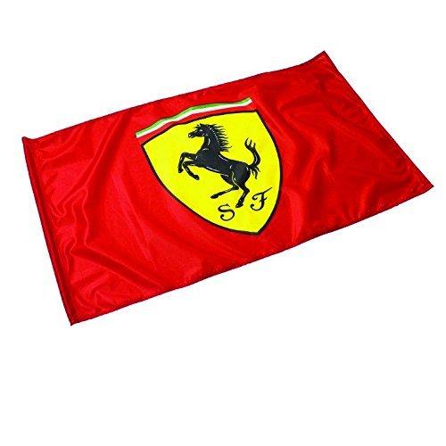 Bandera Ferrari
