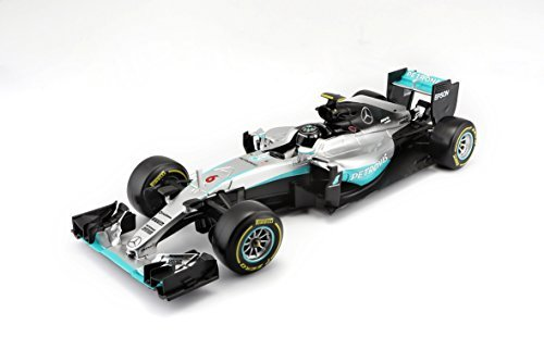 burago 1 18 scale 18 18001 mercedes f1 w07 hybrid. Black Bedroom Furniture Sets. Home Design Ideas