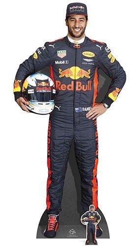 Daniel Ricciardo Cutouts