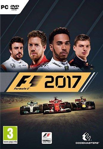 F1 2017 (PC DVD) 1