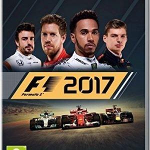 F1 2017 (PC DVD)