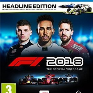F1 2018 Headline Edition : Playstation 4 , ML