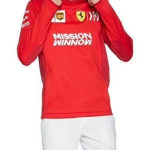 Ferrari Men's Scuderia 2019 F1™ Team Tech Fleece Hoodie