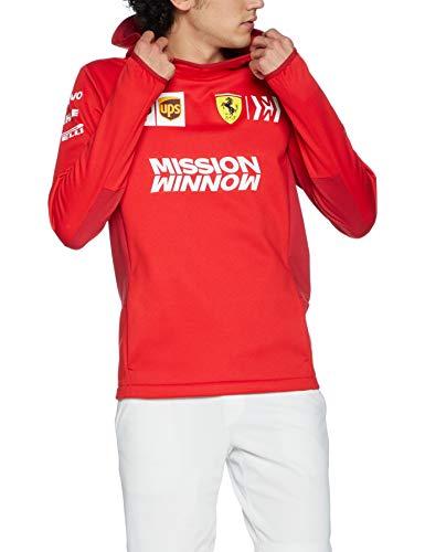 eadf7c7d Ferrari Men's Scuderia 2019 F1™ Team Tech Fleece Hoodie - Formula 1 ...