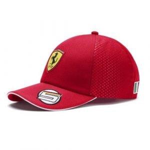Ferrari Scuderia 2019 Sebastian Vettel Kids Cap Red
