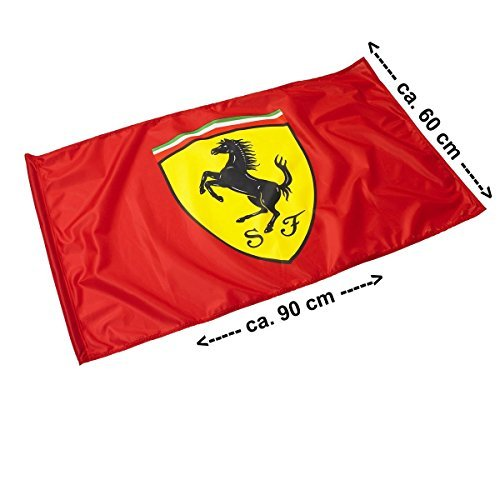 Ferrari flag 2018