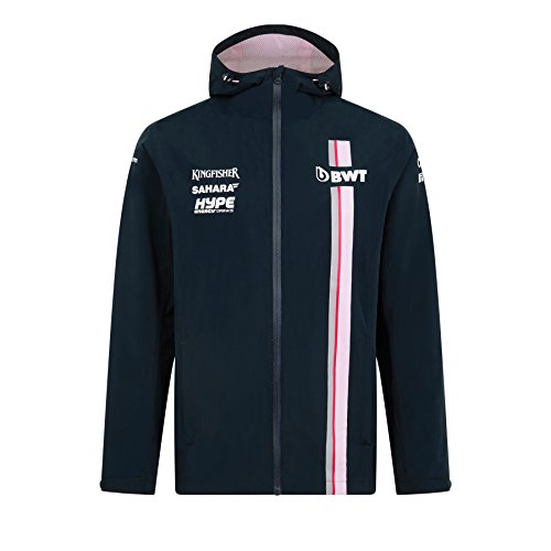 Force India rain jacket 2018