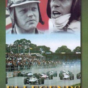 Formula 1 Legends [2003] [DVD]