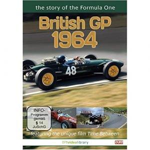 Formula One British GP 1964 [DVD]