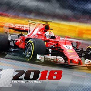 Formula one calendar 2018