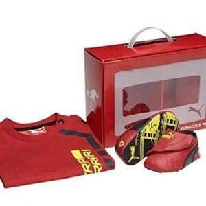 Gift box baby ferrari
