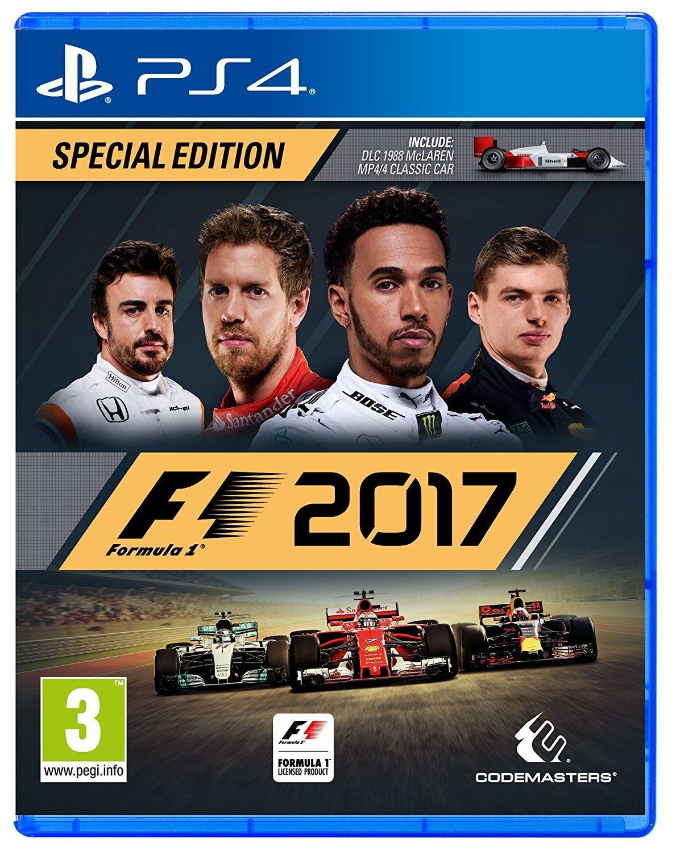 Giochi per Console Codemaster F1 2017 Special Edition
