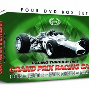 Grand Prix Racing Cars [DVD]