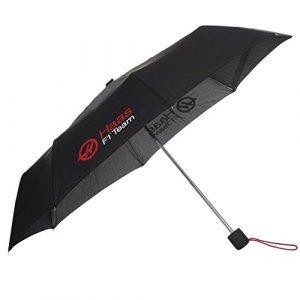 Haas F1 Racing Team Replica Compact Umbrella Official 2016