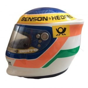 Helmet Jarno Trulli