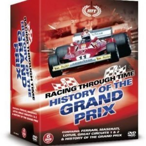 History Of The Grand Prix [DVD]