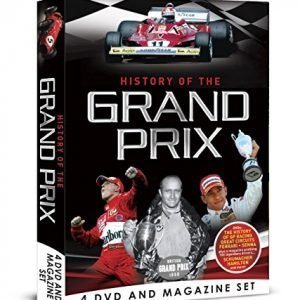 History of the Grand Prix [4 DVD & Bookazine Gift Set]