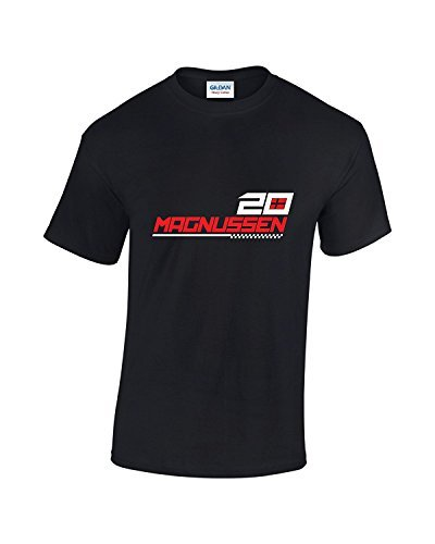 Kevin Magnussen Haas T-Shirt 2018