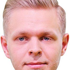 Kevin Magnussen mask