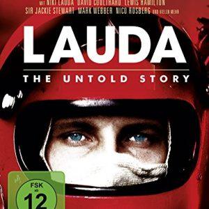 LAUDA THE UNTOLD STORY (BLU-R
