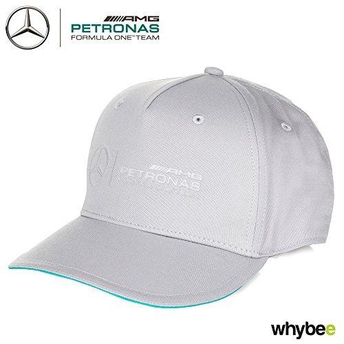 Lewis Hamilton Grey logo 2017