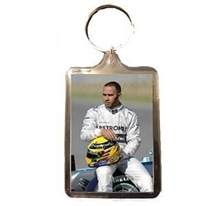 Lewis Hamilton - Keyring