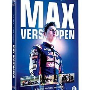 Max Verstappen DVD