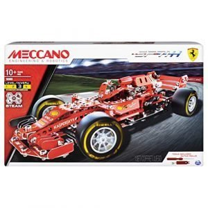 Meccano 6044641 Ferrari Formula 1 Vehicle