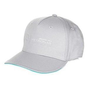 Mercedes Cap white 2018