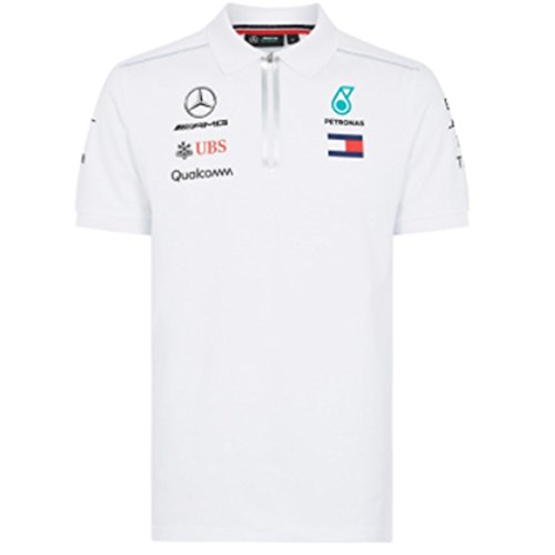 Mercedes-AMG Petronas Tommy Motorsport 2018 F1 Team Driver T-Shirt black BNWT
