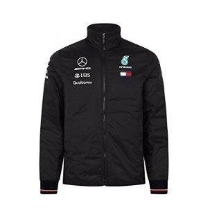 Mercedes jacket 2018
