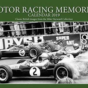 Motor Racing Memories 2019 Calendar